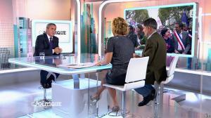 Caroline Roux dans C Politique - 05/10/14 - 075