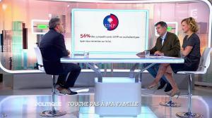 Caroline Roux dans C Politique - 05/10/14 - 079