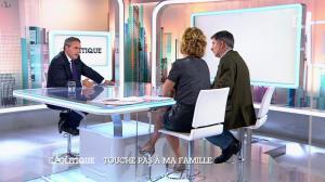 Caroline Roux dans C Politique - 05/10/14 - 080