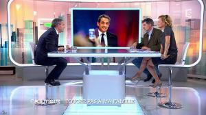 Caroline Roux dans C Politique - 05/10/14 - 084