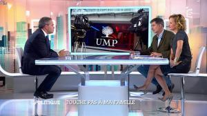Caroline Roux dans C Politique - 05/10/14 - 088