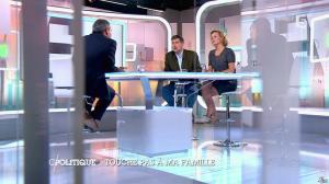Caroline Roux dans C Politique - 05/10/14 - 094