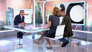 Caroline Roux dans C Politique - 05/10/14 - 095
