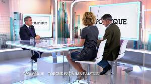 Caroline Roux dans C Politique - 05/10/14 - 096