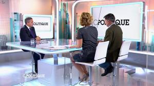 Caroline Roux dans C Politique - 05/10/14 - 097