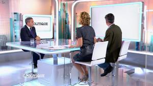 Caroline Roux dans C Politique - 05/10/14 - 098