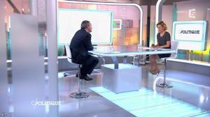 Caroline Roux dans C Politique - 05/10/14 - 100