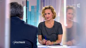 Caroline Roux dans C Politique - 05/10/14 - 101