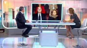 Caroline Roux dans C Politique - 05/10/14 - 102