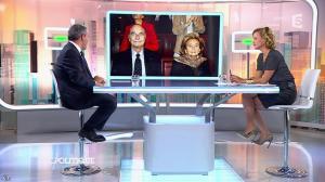 Caroline Roux dans C Politique - 05/10/14 - 103