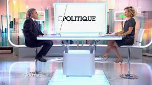 Caroline Roux dans C Politique - 05/10/14 - 105