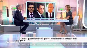 Caroline Roux dans C Politique - 05/10/14 - 108