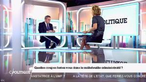 Caroline Roux dans C Politique - 05/10/14 - 109