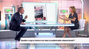 Caroline Roux dans C Politique - 05/10/14 - 110