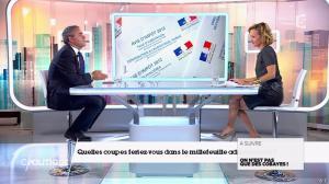 Caroline Roux dans C Politique - 05/10/14 - 111