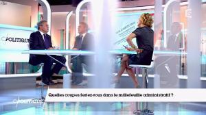 Caroline Roux dans C Politique - 05/10/14 - 112