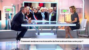 Caroline Roux dans C Politique - 05/10/14 - 113
