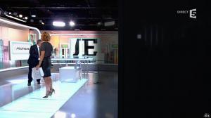 Caroline Roux dans C Politique - 05/10/14 - 115