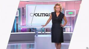 Caroline Roux dans C Politique - 07/09/14 - 02