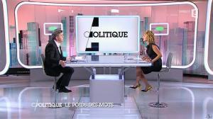 Caroline Roux dans C Politique - 07/09/14 - 03