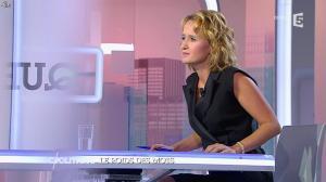 Caroline Roux dans C Politique - 07/09/14 - 04