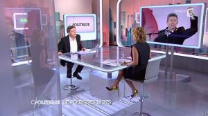Caroline Roux dans C Politique - 07/09/14 - 05