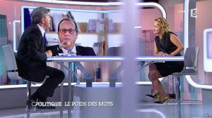 Caroline Roux dans C Politique - 07/09/14 - 06