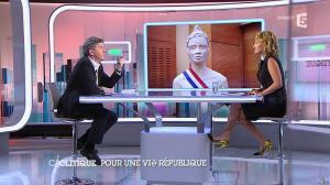Caroline Roux dans C Politique - 07/09/14 - 12