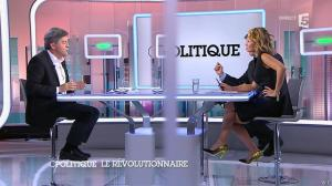 Caroline Roux dans C Politique - 07/09/14 - 16