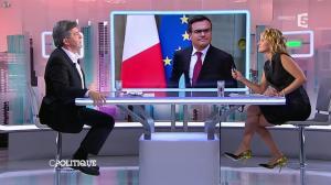 Caroline Roux dans C Politique - 07/09/14 - 17