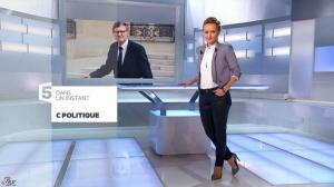 Caroline Roux dans C Politique - 08/12/13 - 04