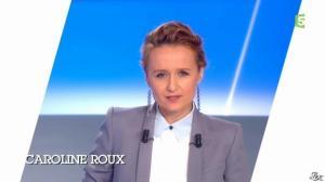 Caroline Roux dans C Politique - 08/12/13 - 05