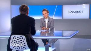 Caroline Roux dans C Politique - 08/12/13 - 07