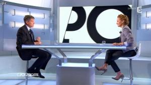 Caroline Roux dans C Politique - 08/12/13 - 08