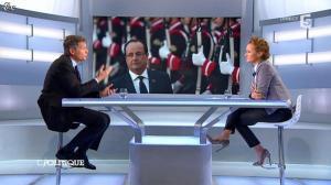 Caroline Roux dans C Politique - 08/12/13 - 10