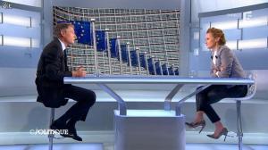 Caroline Roux dans C Politique - 08/12/13 - 12