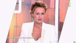 Caroline Roux dans C Politique - 12/10/14 - 04