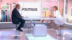 Caroline Roux dans C Politique - 12/10/14 - 06