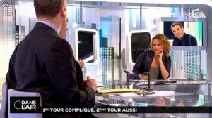 Caroline Roux dans C dans l'Air - 24/03/14 - 03
