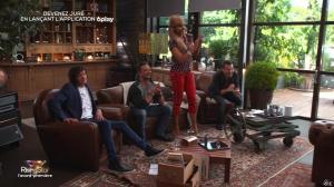 Cathy Guetta dans Rising Star - 15/09/14 - 02