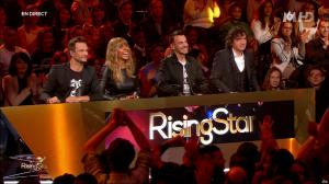 Cathy Guetta dans Rising Star - 16/10/14 - 02