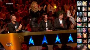 Cathy Guetta dans Rising Star - 16/10/14 - 07
