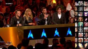 Cathy Guetta dans Rising Star - 16/10/14 - 08