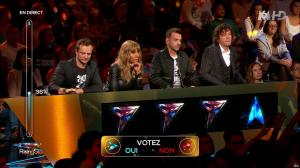 Cathy Guetta dans Rising Star - 16/10/14 - 10