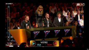 Cathy Guetta dans Rising Star - 16/10/14 - 11