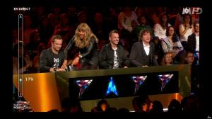 Cathy Guetta dans Rising Star - 16/10/14 - 12