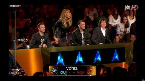 Cathy Guetta dans Rising Star - 16/10/14 - 14