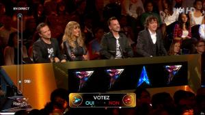 Cathy Guetta dans Rising Star - 16/10/14 - 16