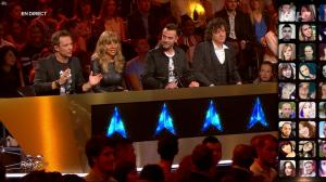 Cathy Guetta dans Rising Star - 16/10/14 - 22
