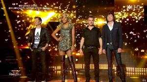 Cathy Guetta dans Rising Star - 25/09/14 - 01
